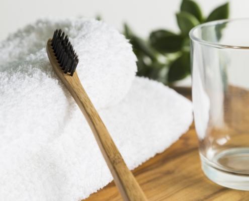 ekologiczna szczoteczka do zębów