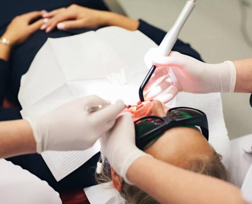 laser stomatologiczny